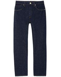 Goldsign - The Benefit Straight-leg Jeans - Lyst