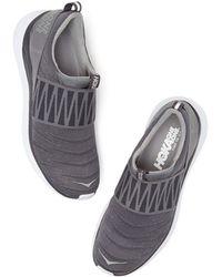 Hoka One One - Hupana Slip Shoe - Lyst