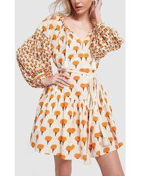 Aish Sasha Dress - Multicolor