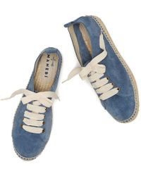 Manebí - Espadrille Sneakers - Lyst