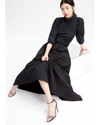 023d625cb8e517 G. Label by goop - Linda Ball Gown Skirt - Lyst