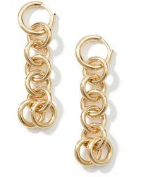 Spinelli Kilcollin Columba Earrings - Metallic