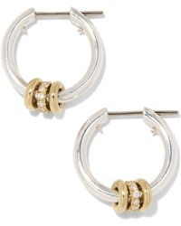 Spinelli Kilcollin - Ara Sg Hoop Earrings - Lyst