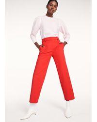 G. Label by goop Renee Boy's Pants - Red