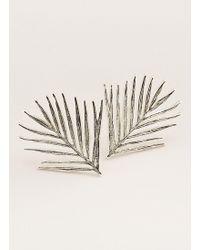 Gorjana & Griffin - Palm Studs - Lyst
