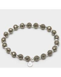 Gorjana Power Gemstone Elastic Bracelet For Strength