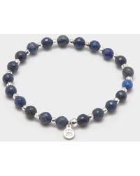 Gorjana - Power Gemstone Elastic Bracelet For Wisdom - Lyst