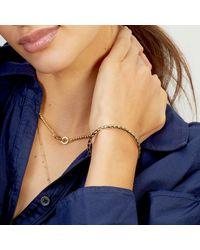 Gorjana Crew Bracelet - Metallic