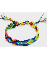 Gorjana Playa Friendship Bracelet (neutral Mix) - Multicolour