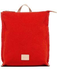 Graf & Lantz Hana Backpack Canvas - Pink