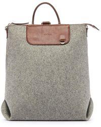 Graf & Lantz Bedford Backpack Felt - Multicolor
