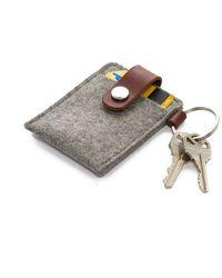 Graf & Lantz Key Card Case Felt - Multicolor