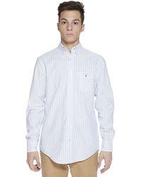 GANT Camicia Maniche Lunghe - Bianco
