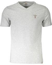 Aeronautica Militare T-shirt Esternabile - Grigio