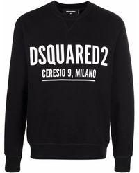 DSquared² Felpa - Nero