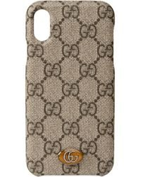 Gucci Ophidia Iphone X/xs Case - Natural