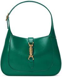 Gucci Borsa hobo Jackie 1961 misura piccola - Verde