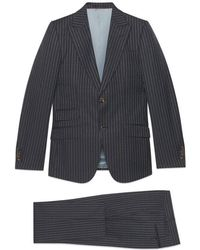 Gucci - Heritage Pinstripe Suit - Lyst