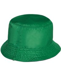 Gucci Reversible Bucket Hat - Green