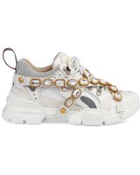 Gucci - Baskets Flashtrek - Lyst