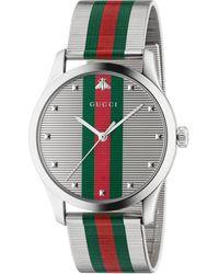 Gucci Reloj G-Timeless, 42 mm - Multicolor