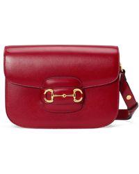 Gucci - 1955 Horsebit Shoulder Bag - Lyst