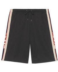 Gucci - Technical Jersey Short - Lyst