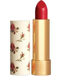 Gucci 25* Goldie Red, Rouge à Lèvres Barra de labios traslúcida - Rojo