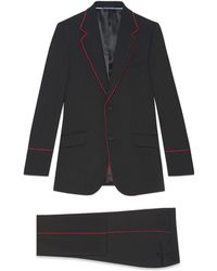 Gucci - Heritage Tuxedo With Piping - Lyst