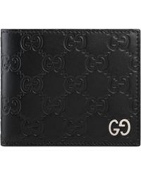 Gucci Signature Wallet - Black
