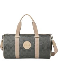 Gucci Off The Grid Duffle Bag - Grey