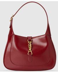Gucci Jackie 1961 Hobo Minitasche - Rot