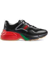 Gucci Rhyton Sneaker - Black