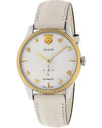 Gucci Reloj G-Timeless, 40 mm - Metálico