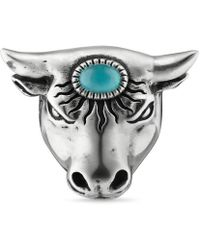 Gucci   Anger Forest Bull's Head Ring   Lyst