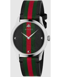 Gucci G-Timeless Uhr, 38 mm - Mehrfarbig