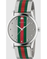 Gucci G-Timeless Uhr, 42 mm - Mehrfarbig