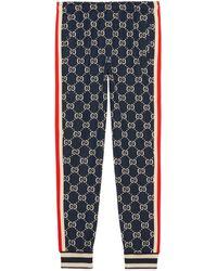 Gucci - Pantalon de jogging à motif Suprême GG - Lyst