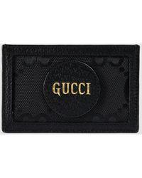 Gucci Off The Grid Kartenetui - Schwarz