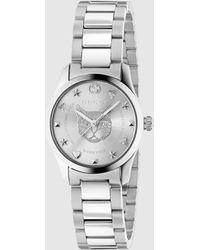 Gucci G Timeless Uhr 27 mm - Mettallic