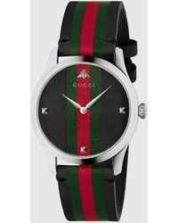 Gucci G-Timeless Uhr, 38 mm - Mehrfarbig