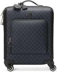 Gucci - Gg Supreme Suitcase - Lyst