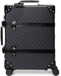 Gucci - Valise cabine à motif GG Globe-Trotter - Lyst