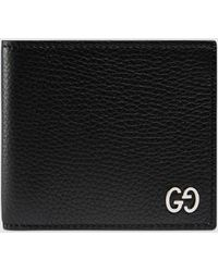 Gucci - Leather Wallet - Lyst