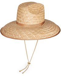 Gucci Sombrero de Ala Ancha - Neutro