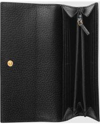 Gucci Ophidia Continental Brieftasche - Schwarz