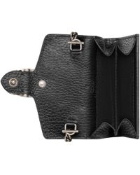 Gucci Dionysus Coin Purse - Black