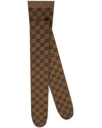 Gucci GG Pattern Tights - Multicolour