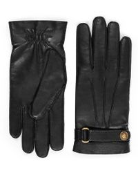 Gucci | Leather Gloves | Lyst