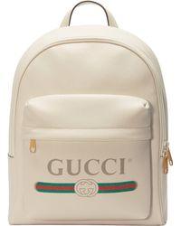 Gucci - Rucksack mit ''''-Print - Lyst